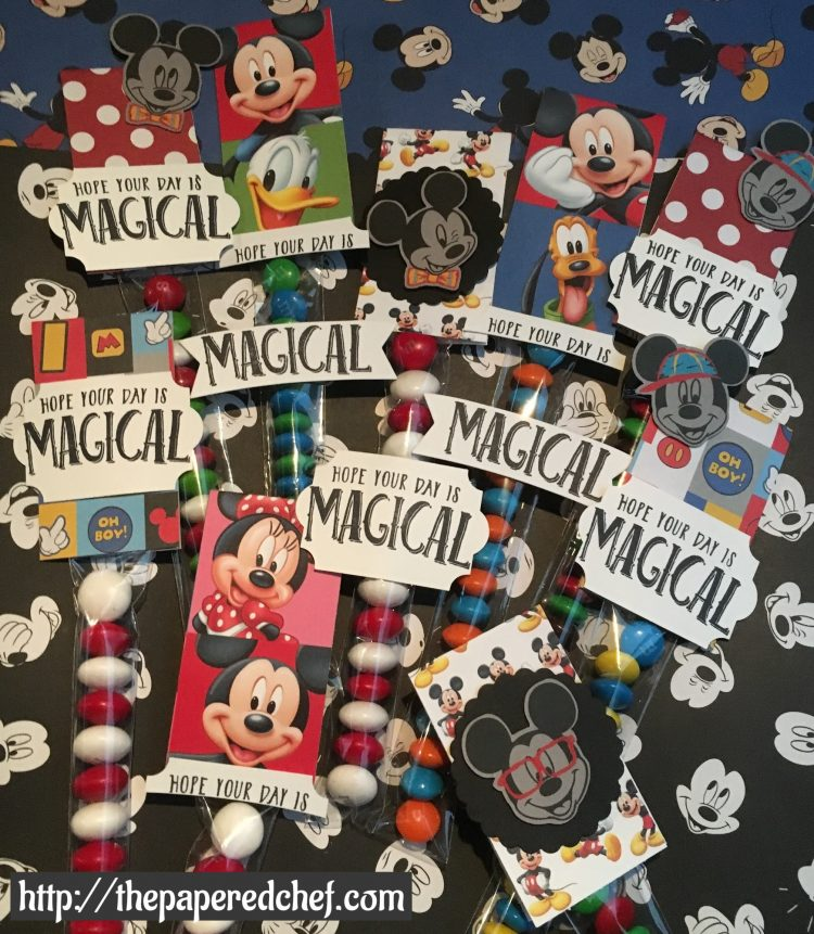 Hope your day is Magical - Mickey Treats