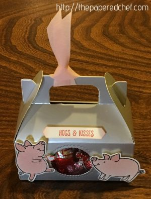 This Little Piggy Hogs & Kisses Box
