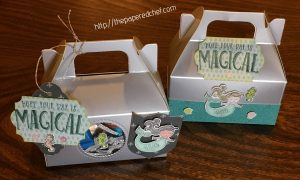 Magical Mermaid Gable Boxes