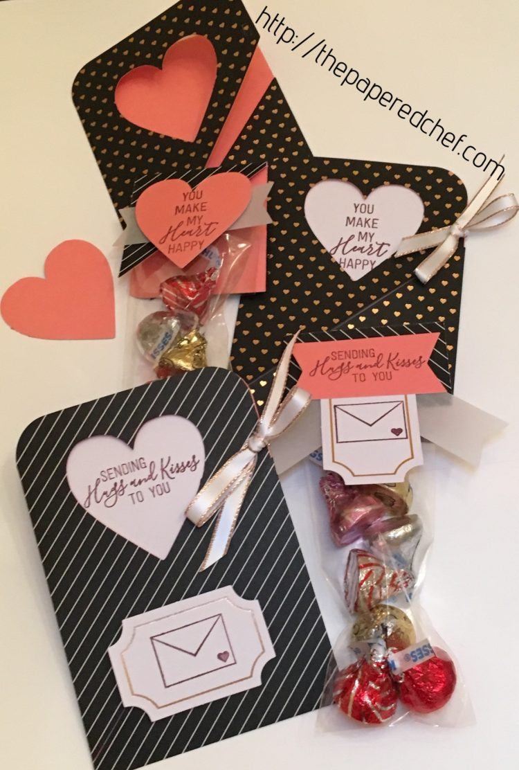 Paper Pumpkin Alternative - Heartfelt Love Notes