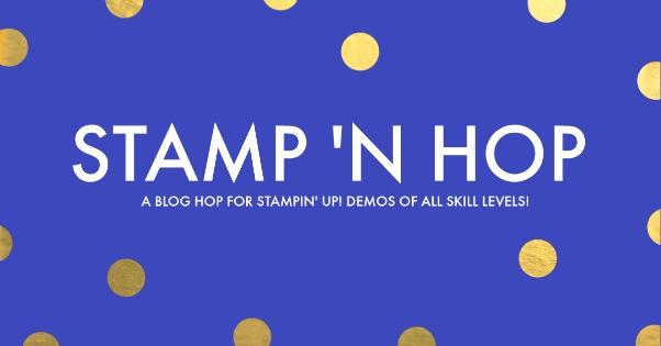 Stamp 'N Hop Blog Hop