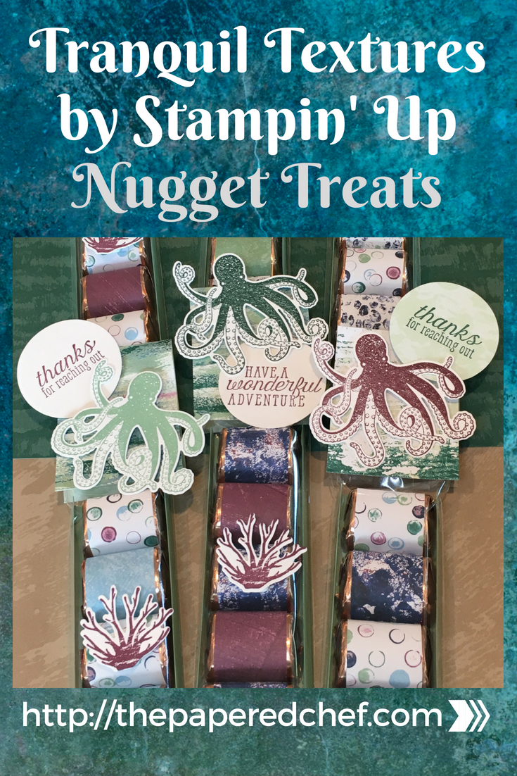 Tranquil Textures Hershey Nugget Treats