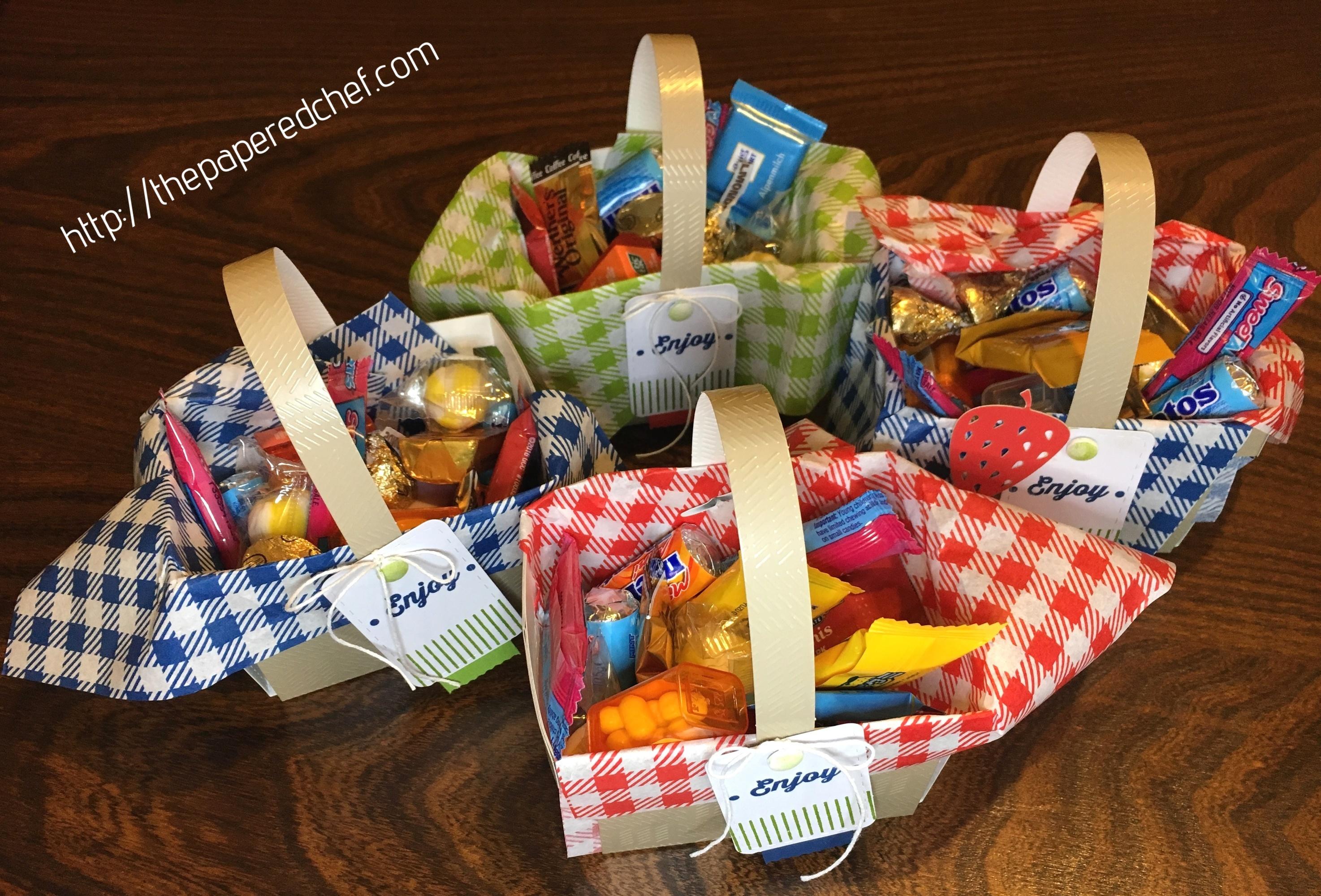 Picnic Paradise Baskets