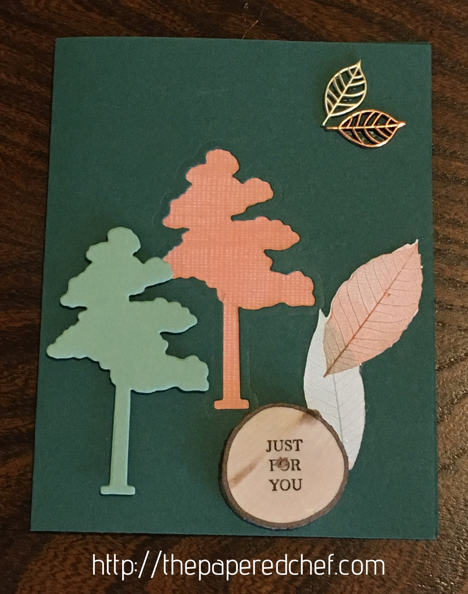 Rooted in Nature Card - Nature's Poem Suite