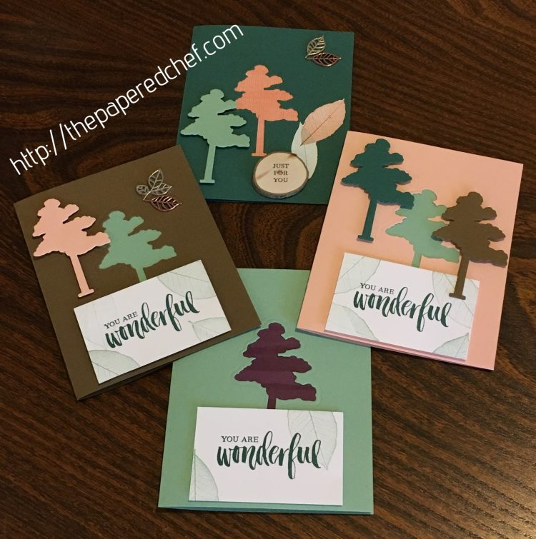 Rooted in Nature Cards - Nature's Poem Suite