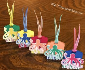 2018 - 2020 Stampin' Up In-Colors - Octopus Treats