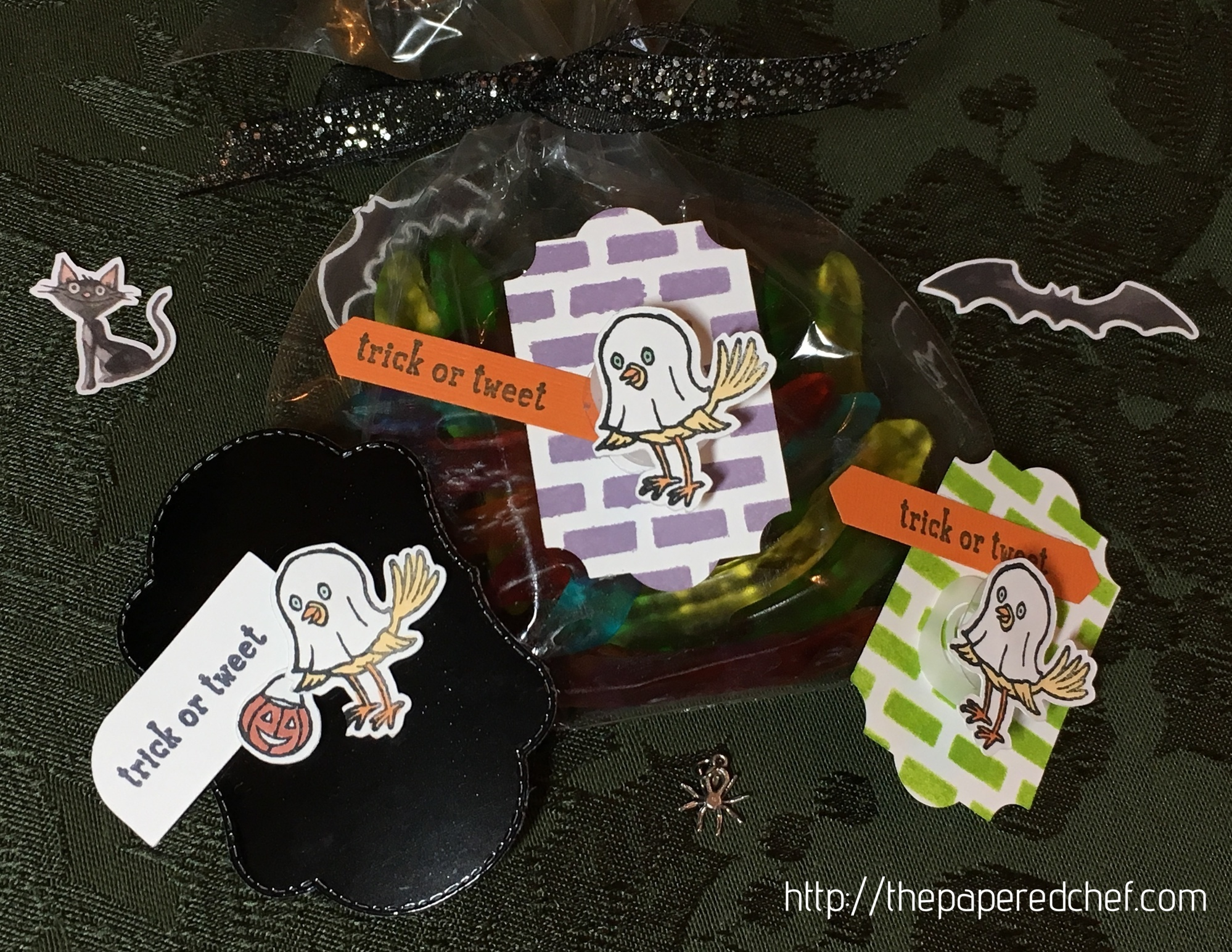Trick or Tweet by Stampin' Up