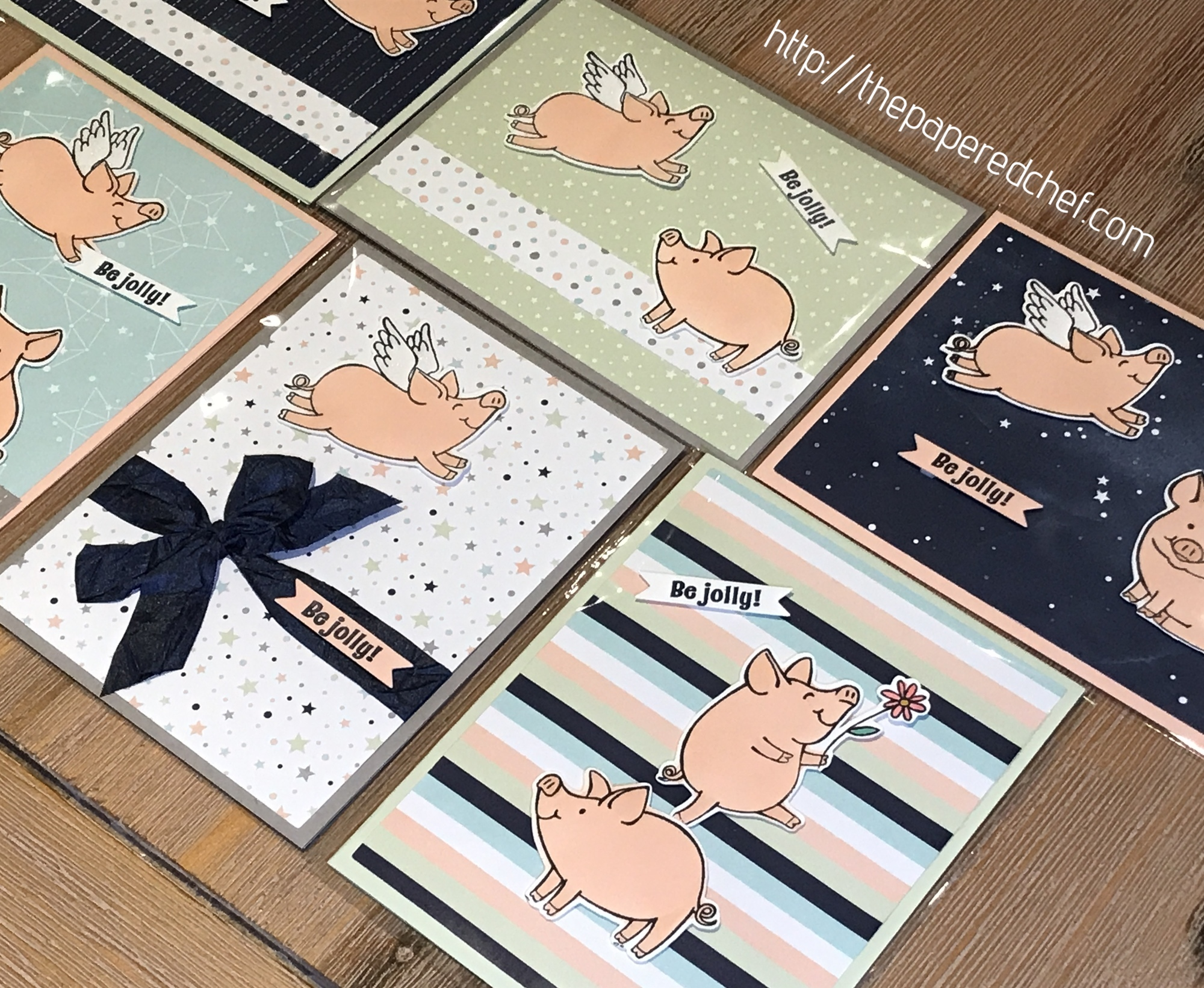 This Little Piggy Twinkle Twinkle Cards