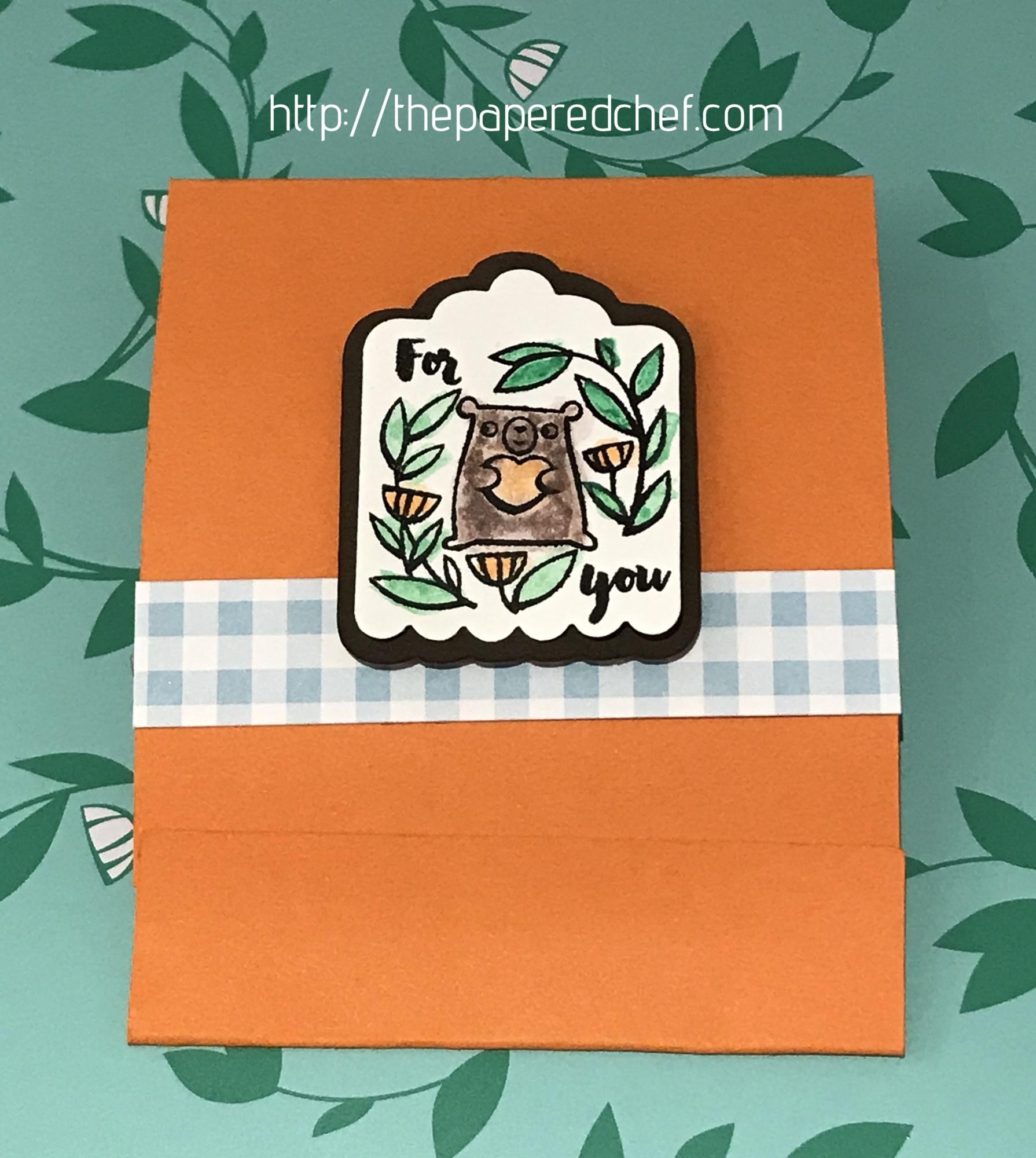 Cute Crew Punch Box