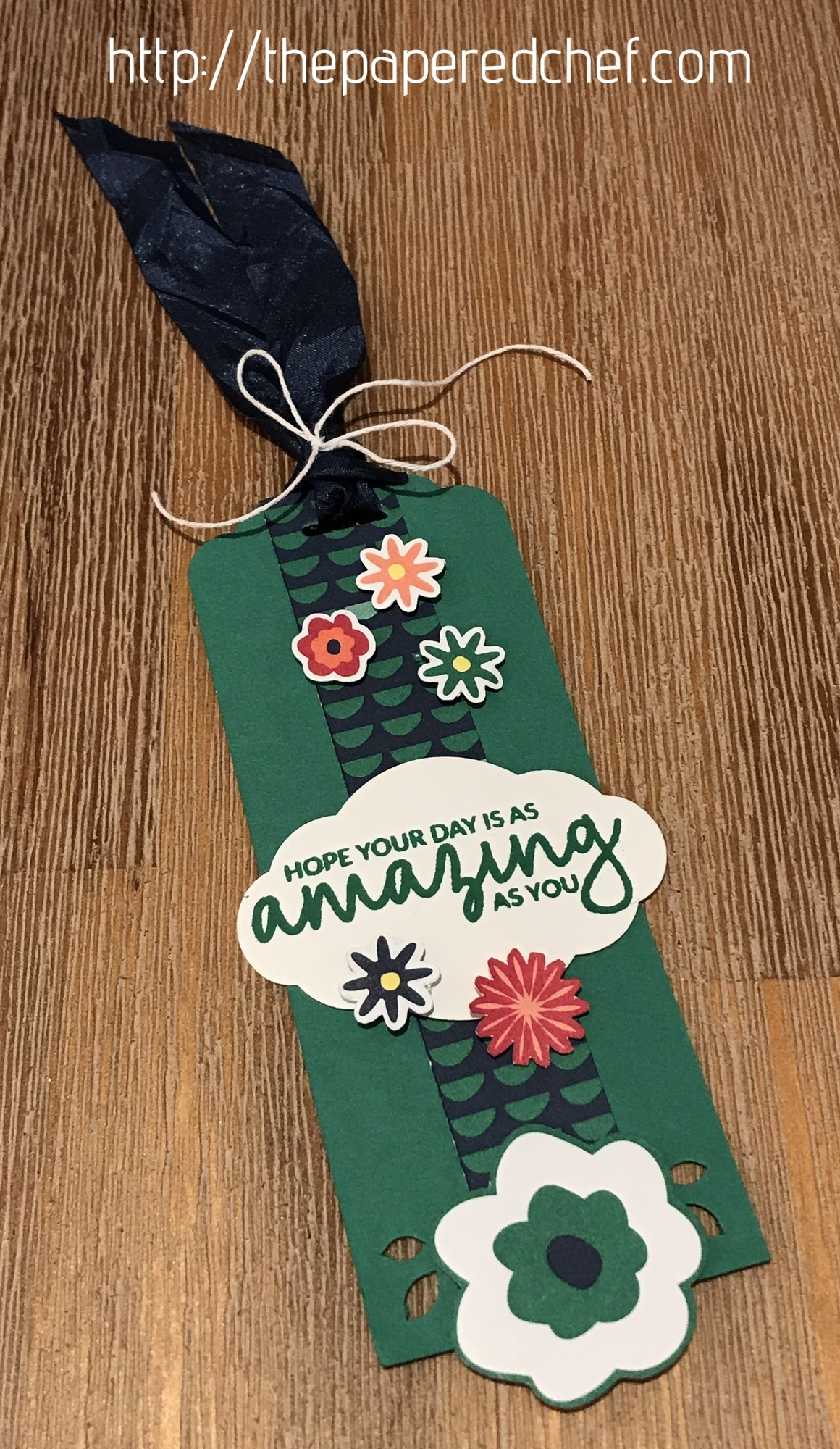 Happiness Blooms - Incredible Like You Bookmark