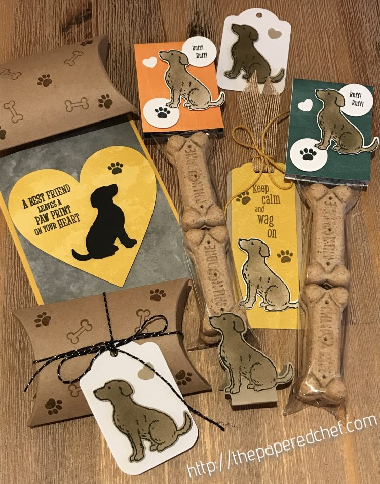 Happy Tails by Stampin' Up!