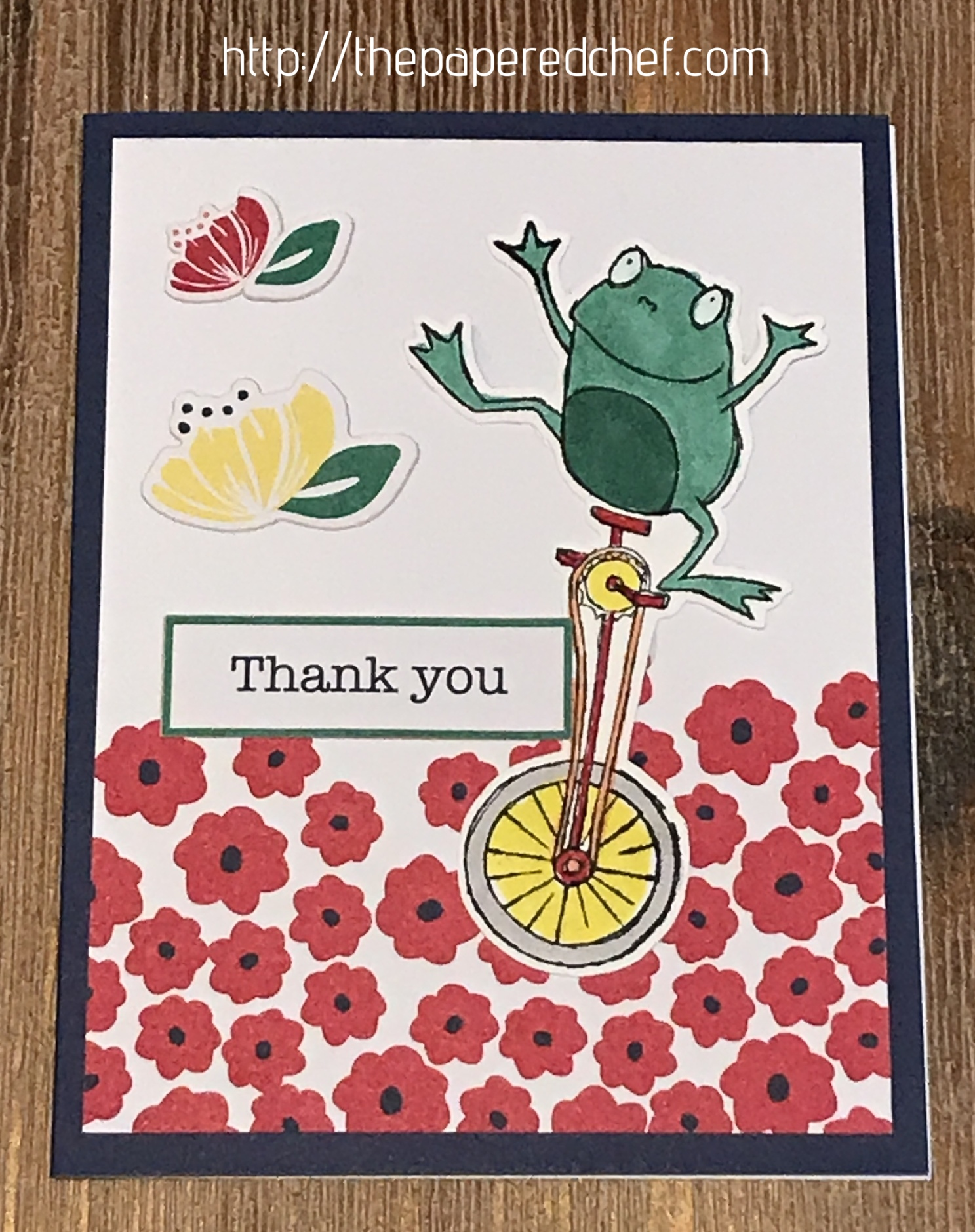 Hoppy for You - Happiness Blooms Card