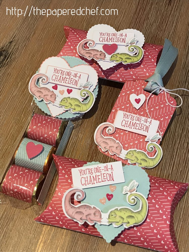 Be My Valentine - January 2019 Paper Pumpkin Kit