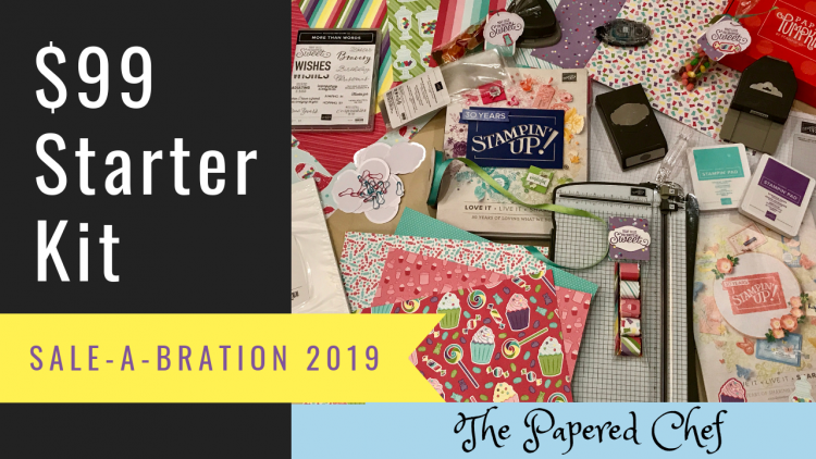 Stampin' Up! Sale-A-Bration Special - Starter Kit