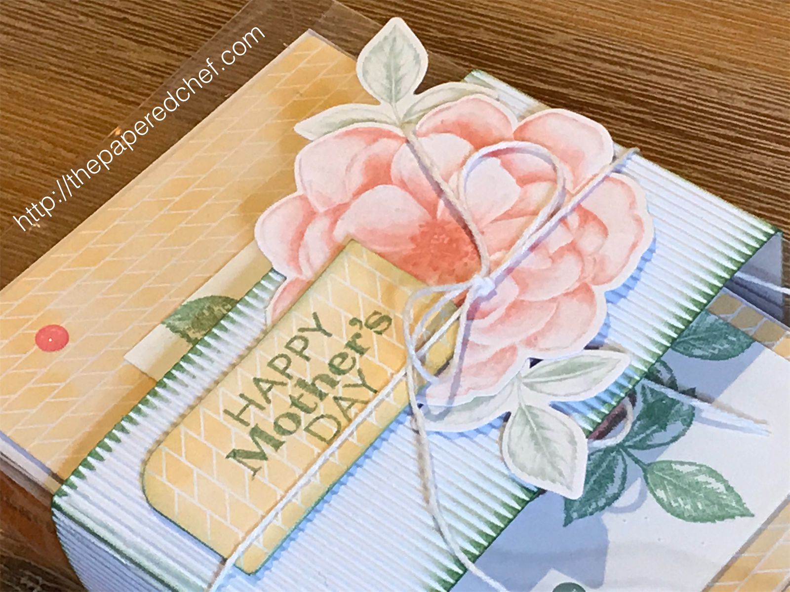 Sentimental Rose Happy Mother's Day Box