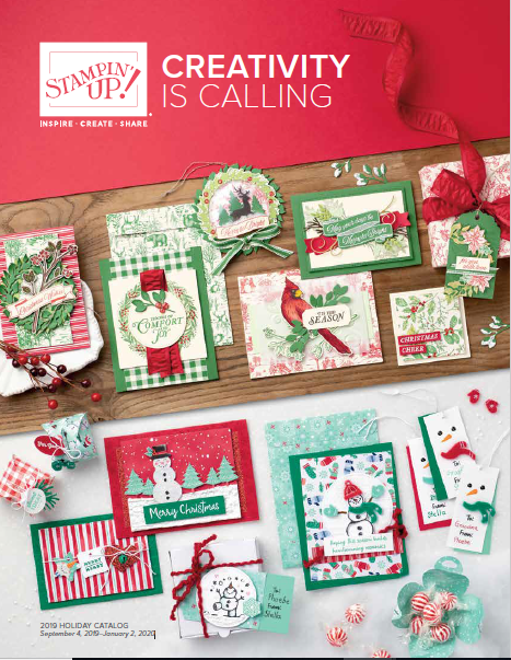 2019 Holiday Catalog by Stampin' Up!
