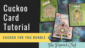 Cuckoo for You Card Tutorial