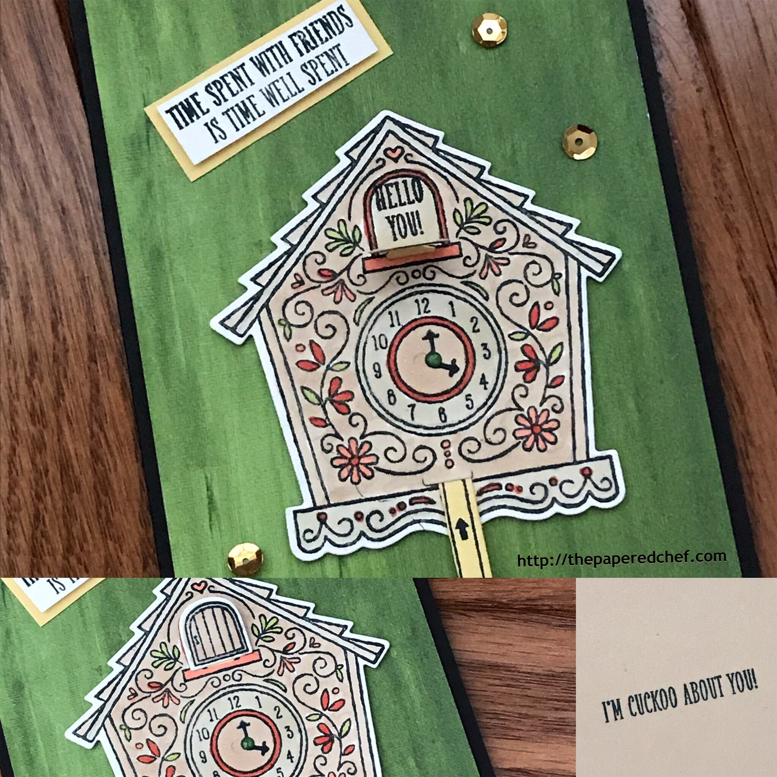 Cuckoo for You by Stampin' Up!