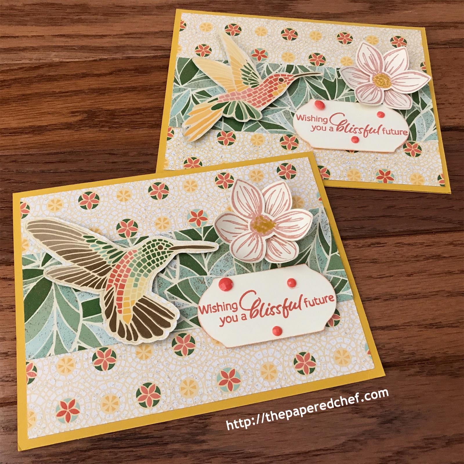 Mosaic Mood - Floral Essence Cards