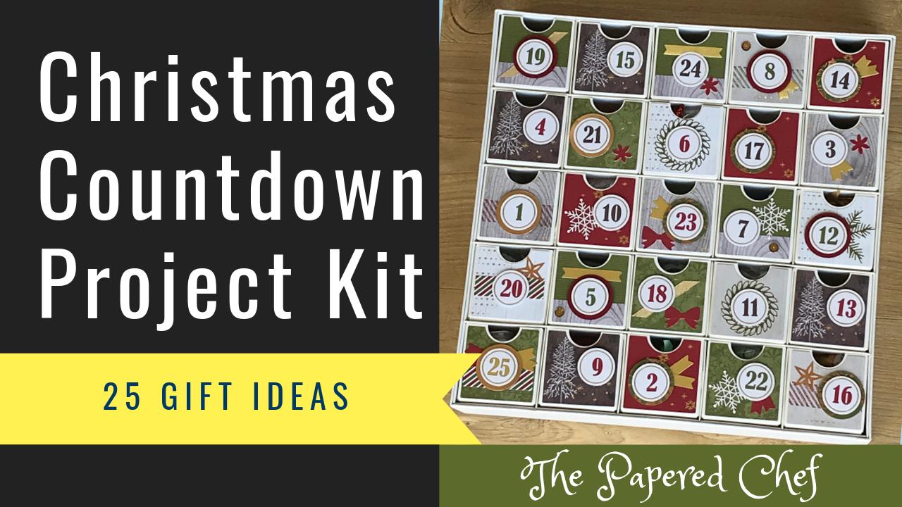 Christmas Countdown Project Kit