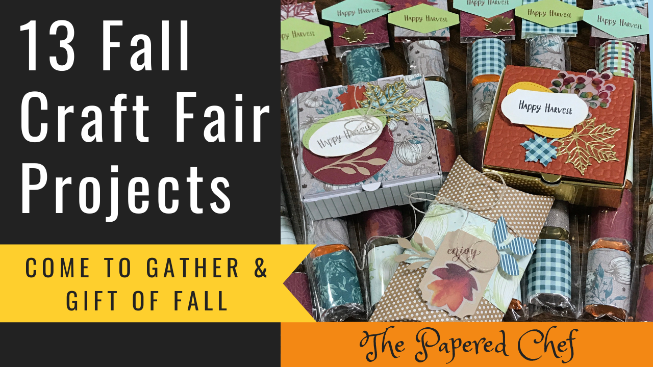 13 Fall Projects - Craft Fair