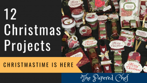 Projects created with Christmastime is Here