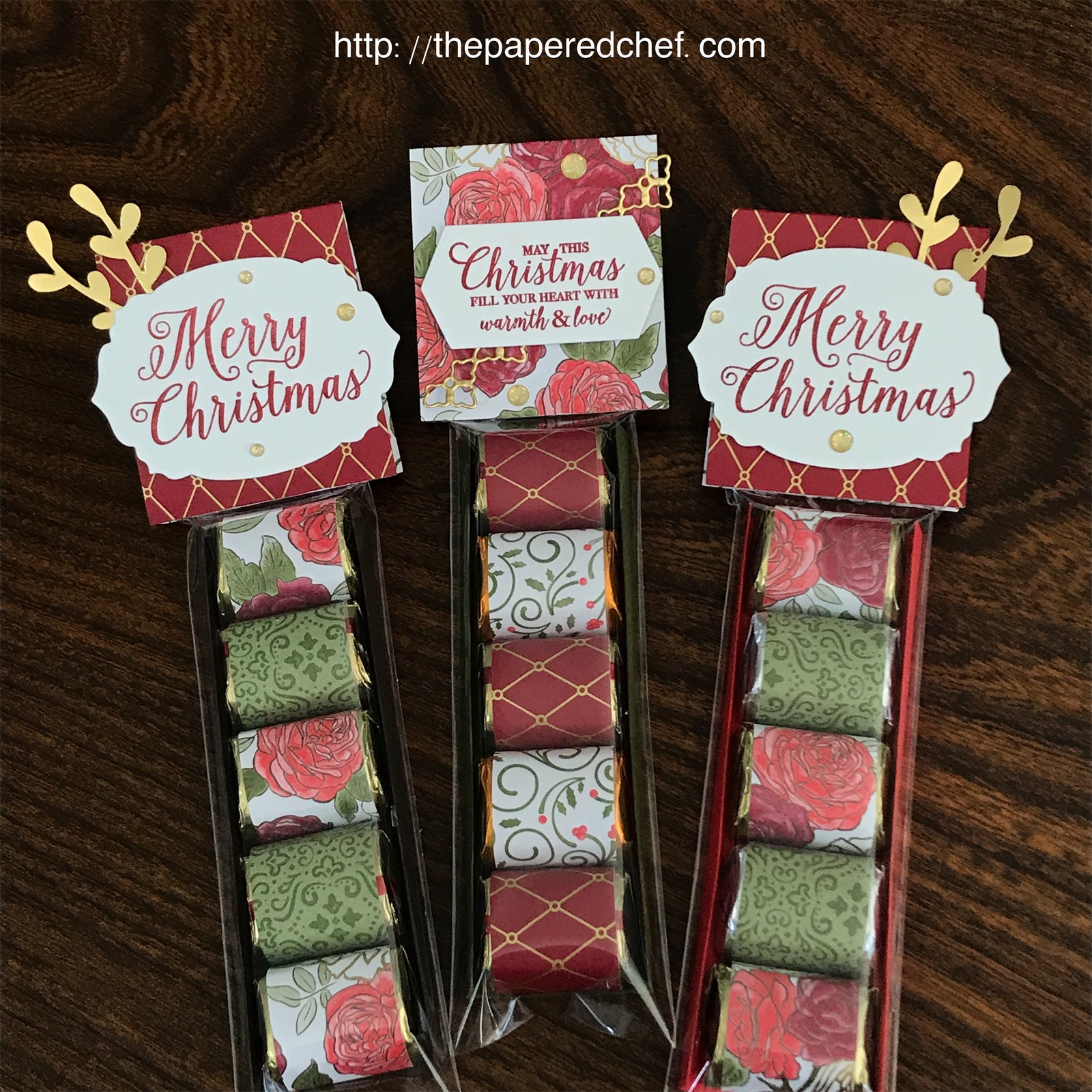 Christmastime is Here Suite - Hershey Nugget Treats