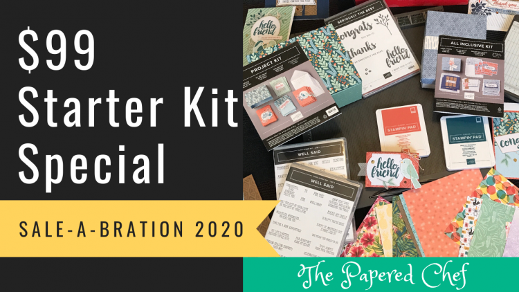 Stampin' Up! Starter Kit Special