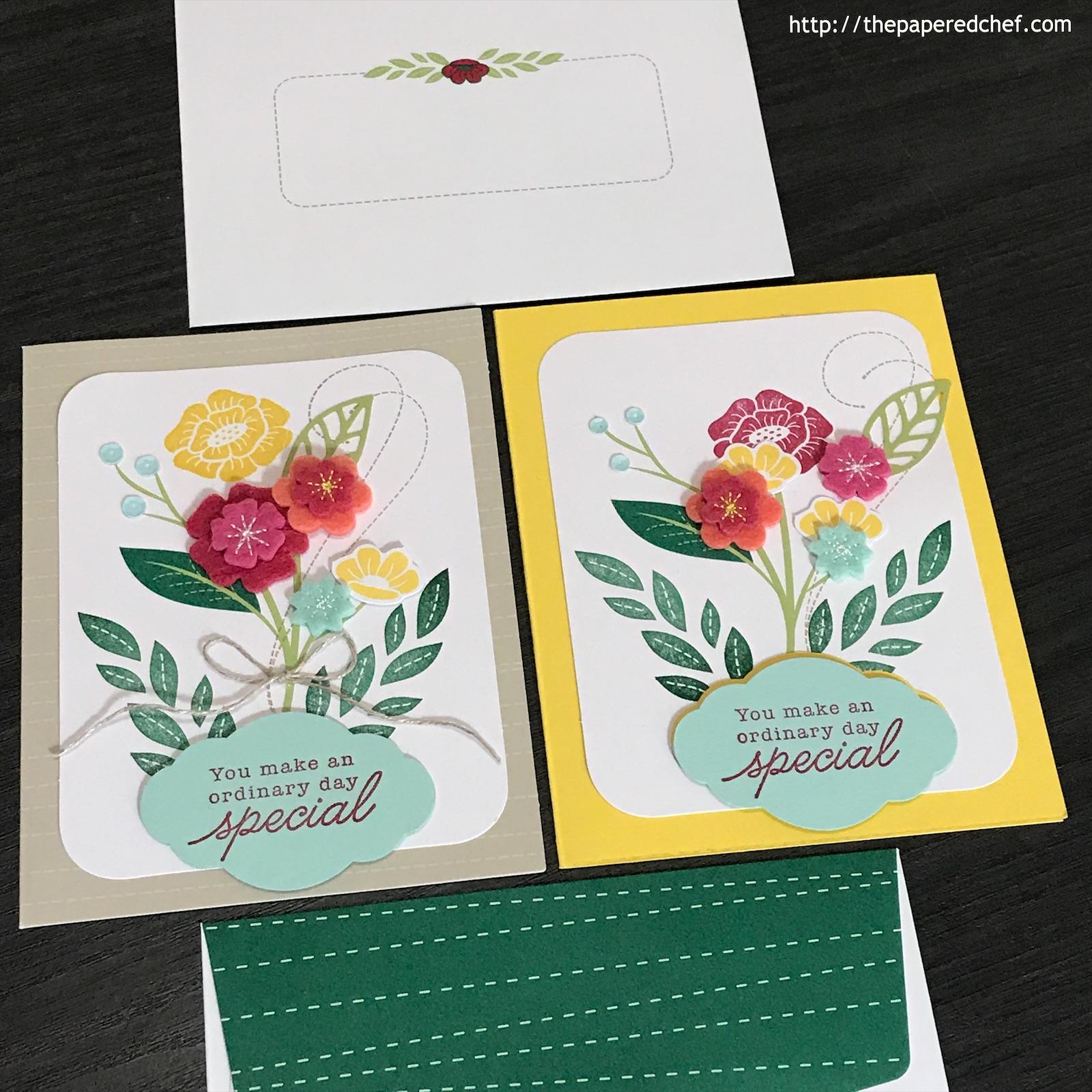 For the Love of Felt Card Kit