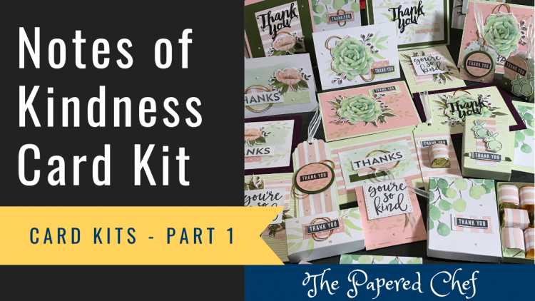 Notes of Kindness Card Kit