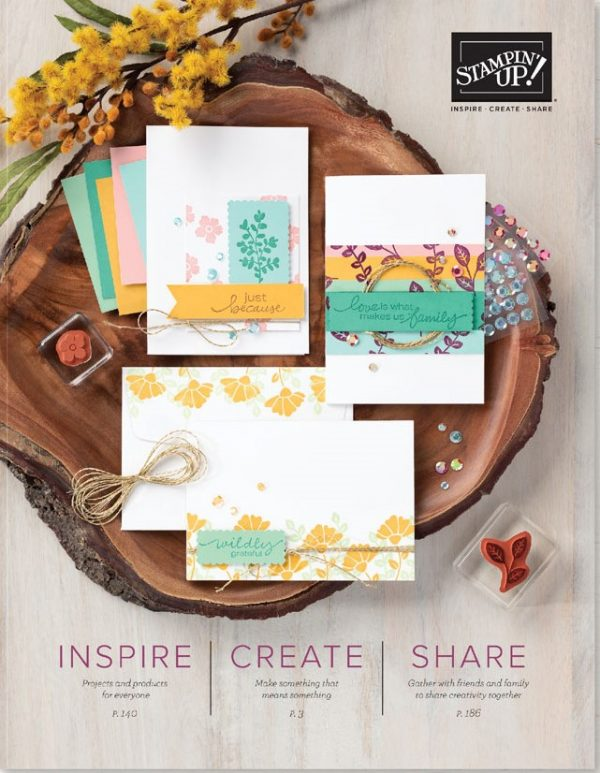 2020 Annual Catalog by Stampin' Up!