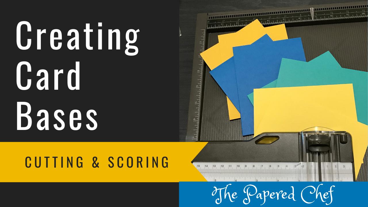 Creating Card Bases