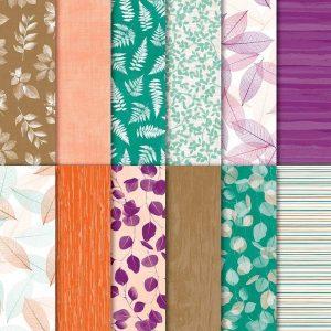 Nature's Poem Designer Series Paper