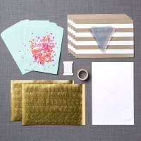Paper Pumpkin Refill Kit - Banner Surprise