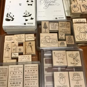 Retired Stampin' Up! Stamp Sets