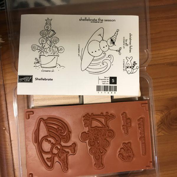 Shellebrate Stamp Set