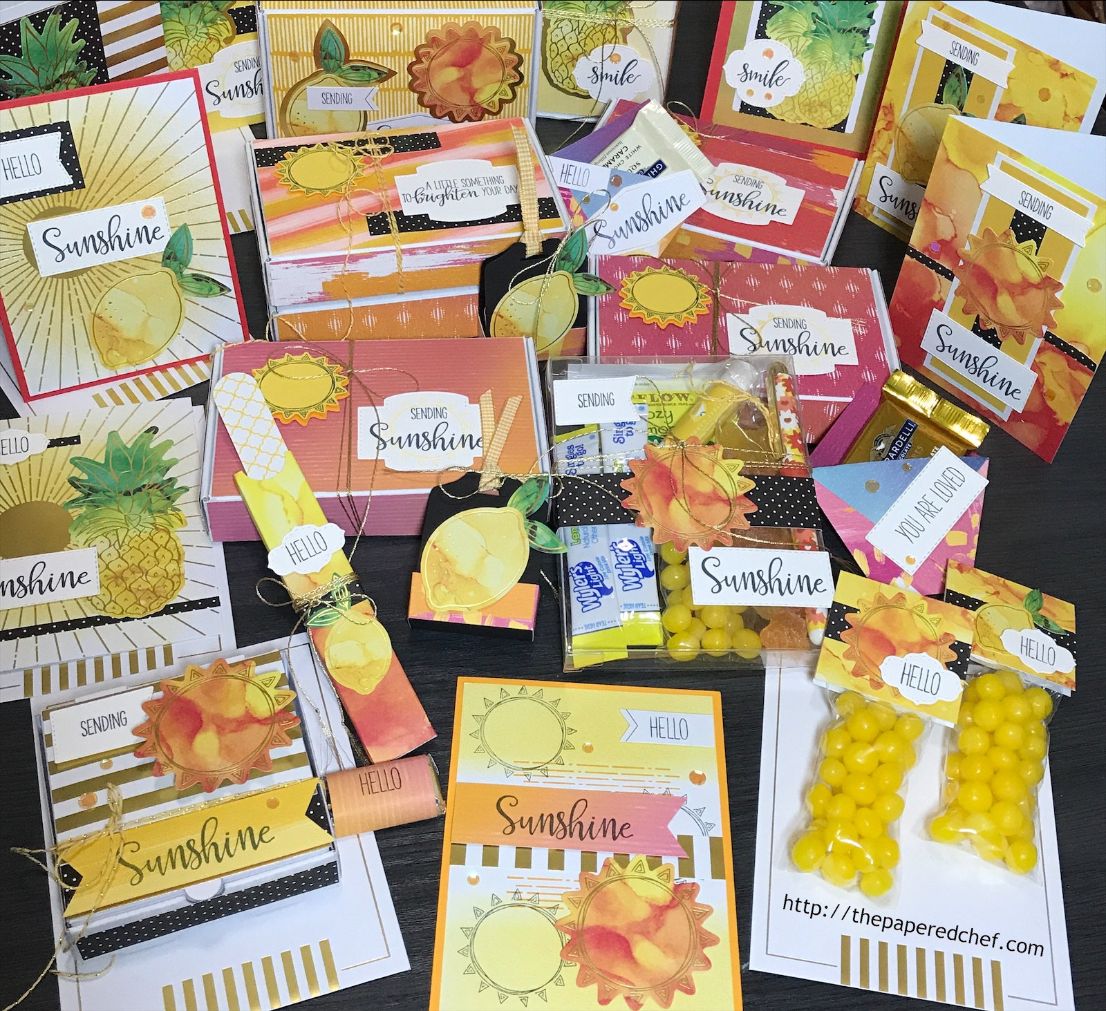 Box of Sunshine Projects