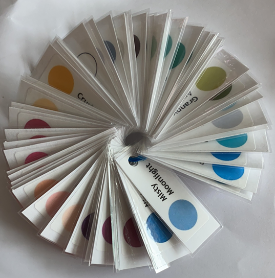 Color Labels Wheel