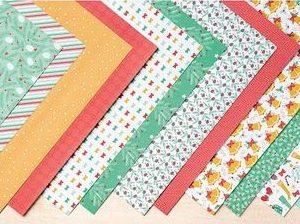 Presents & Pinecones Designer Series Paper