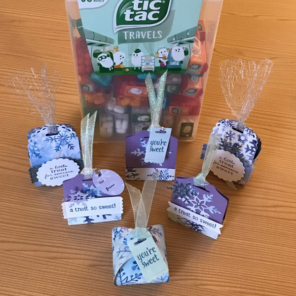 Mini Tic Tac Treat Kit
