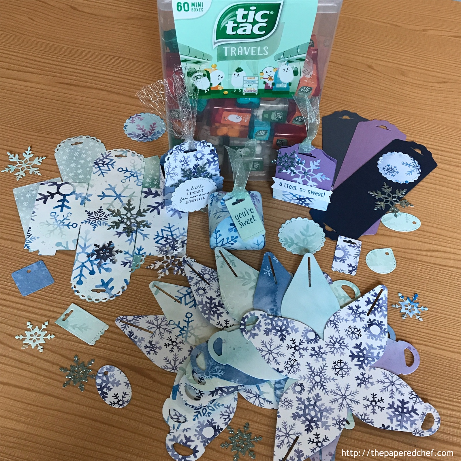 Snowflake Splendor Kit