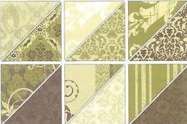 Brocade Background Designer Series Paper