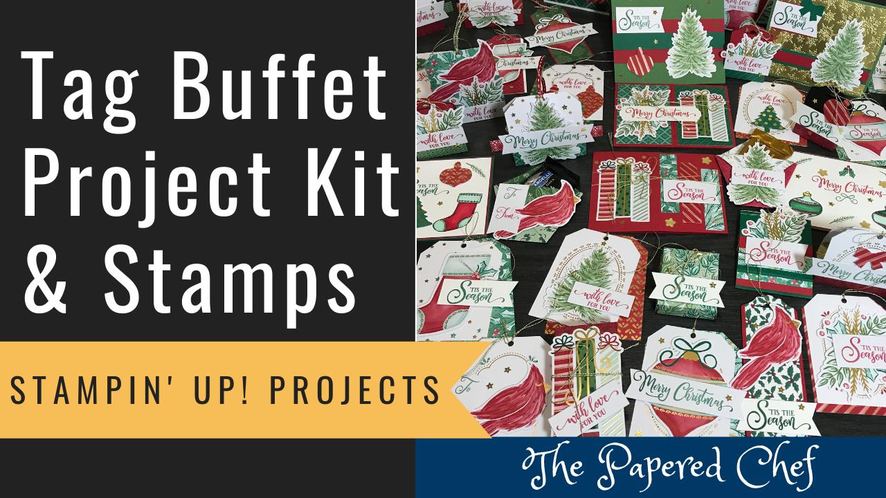 Tag Buffet Project Kit