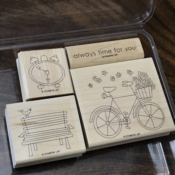 Time for You Stamp Set