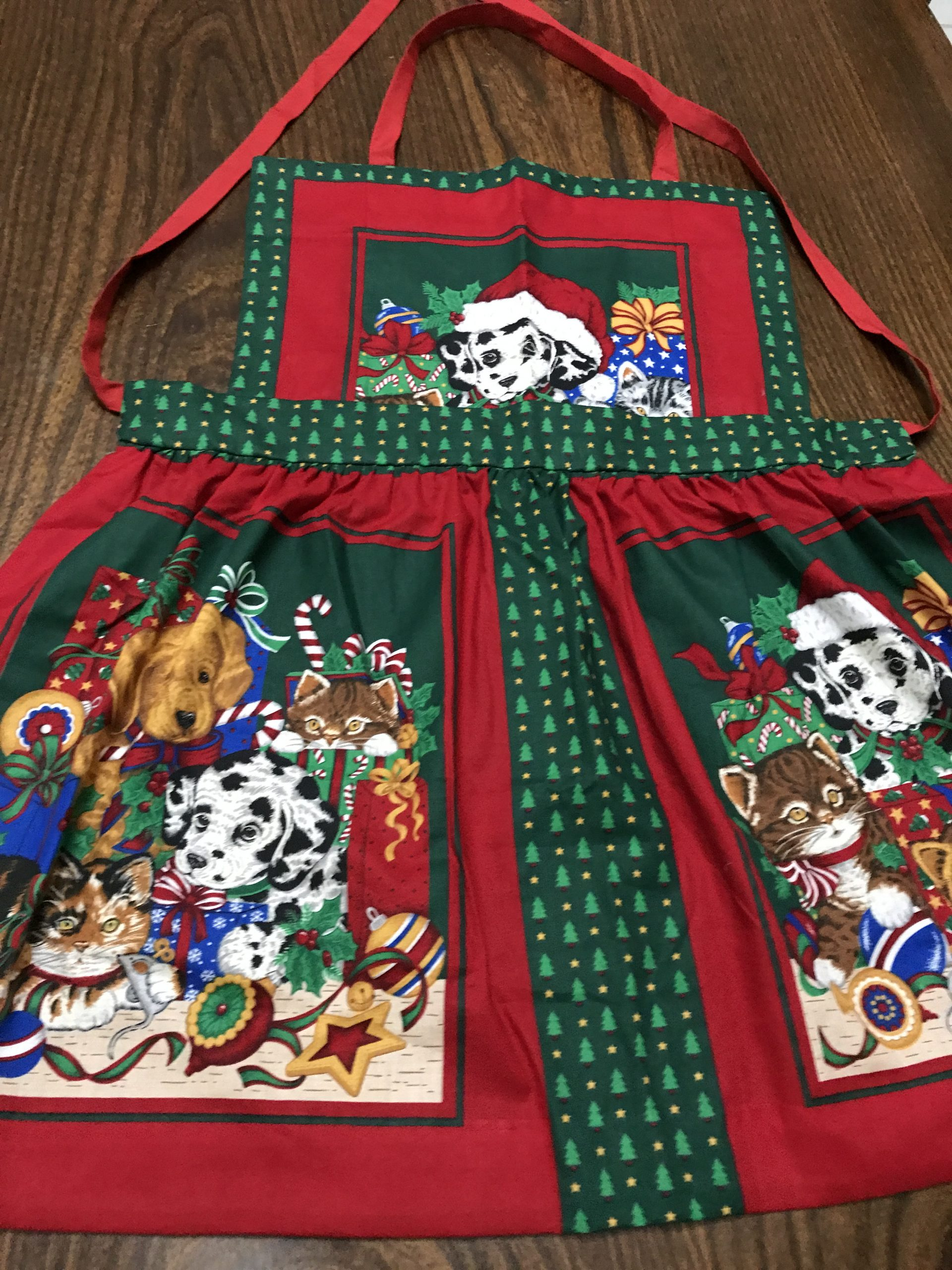 Dogs & Cats Apron