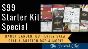 $99 Starter Kit Special