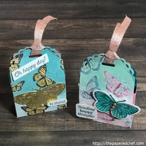Butterfly Treat Boxes