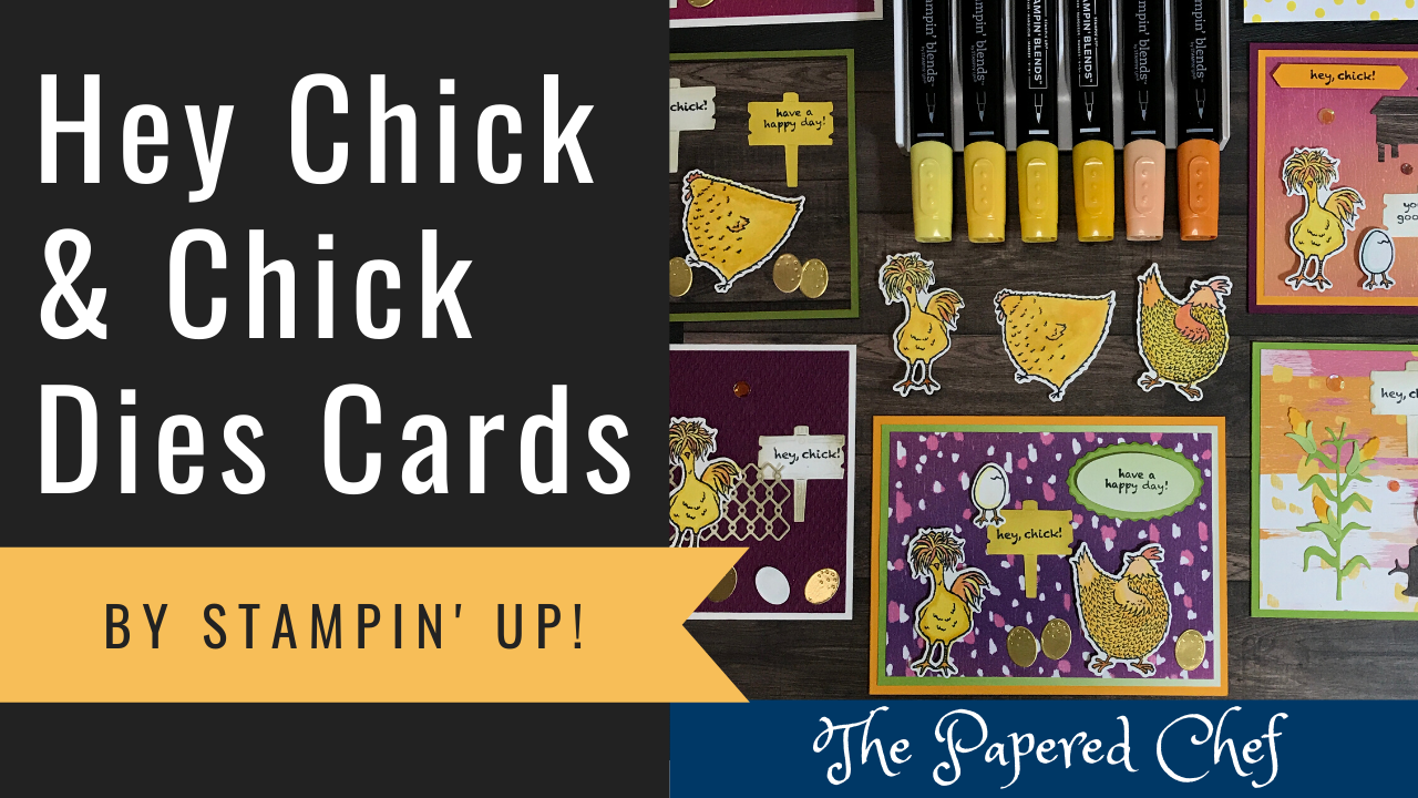Hey Chick Cards