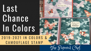 2019-21 In Colors - Stampin' Up!