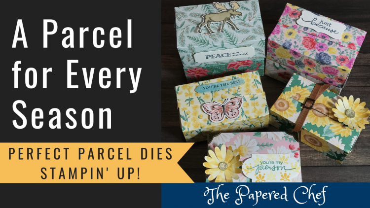 Perfect Parcel Dies - Stampin' Up!